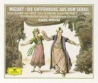Karl Bohm Mozart: The Abduction From The Seraglio артикул 9621a.